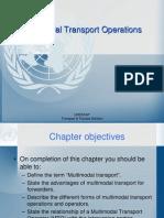 PPT - Multi Modal Transport Operations