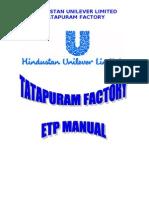 ETP Manual
