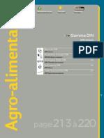 DIN Unions - food industries | FG INOX