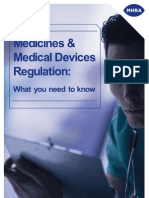 MHRA Brochure - Medicines and Devices Regulation_2