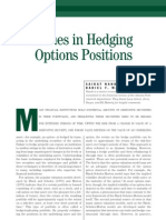 Issues in Hedging