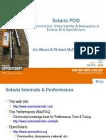 Solaris 10 Pod