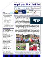 Issue 2 Newsletter Checkers