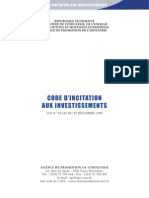 Code In Citation Aux Investissements