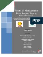 Fm Report Shell & PSO