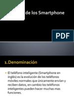 Evolución de los Smartphone