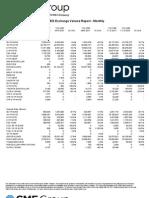 Web Volume Report CMEG