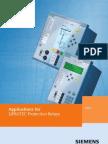 Applications SIPROTEC Complete En