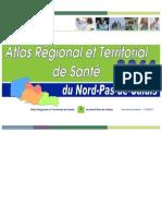 Atlas régional et territorial de santé du Nord - Pas-de-Calais - Partie A