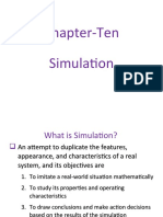 Or Simulation Lecture