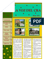 La Voz Del c.r.a. 2011