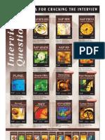 Poster - Dreamtech Press Interview Questions Series