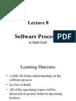 SE Lecture 8 Process