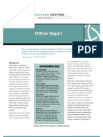 Office Depot Profile