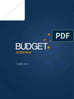 Budget Overview 2011