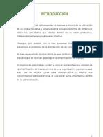 Unidad 8 - Principios de La Simplificacion Del Trabajo