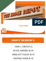 Home Depot Presentation