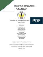 DEKUBITUS (KELOMPOK 1)