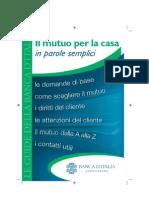 Guida al mutuo (Banca d'Italia)