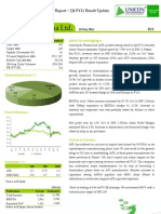 Aurobindo Pharma Ltd - Q4 FY11 Result Update