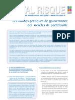 Regles Gouvernance Stes Portefeuille 2007