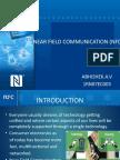 NFC ( Near Field Communication ) Seminar