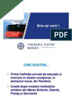 Colegiul Nautic Roman