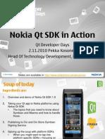 Nokia Qt SDK in Action_SFO_final