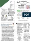 110508 PBC Bulletin May 8
