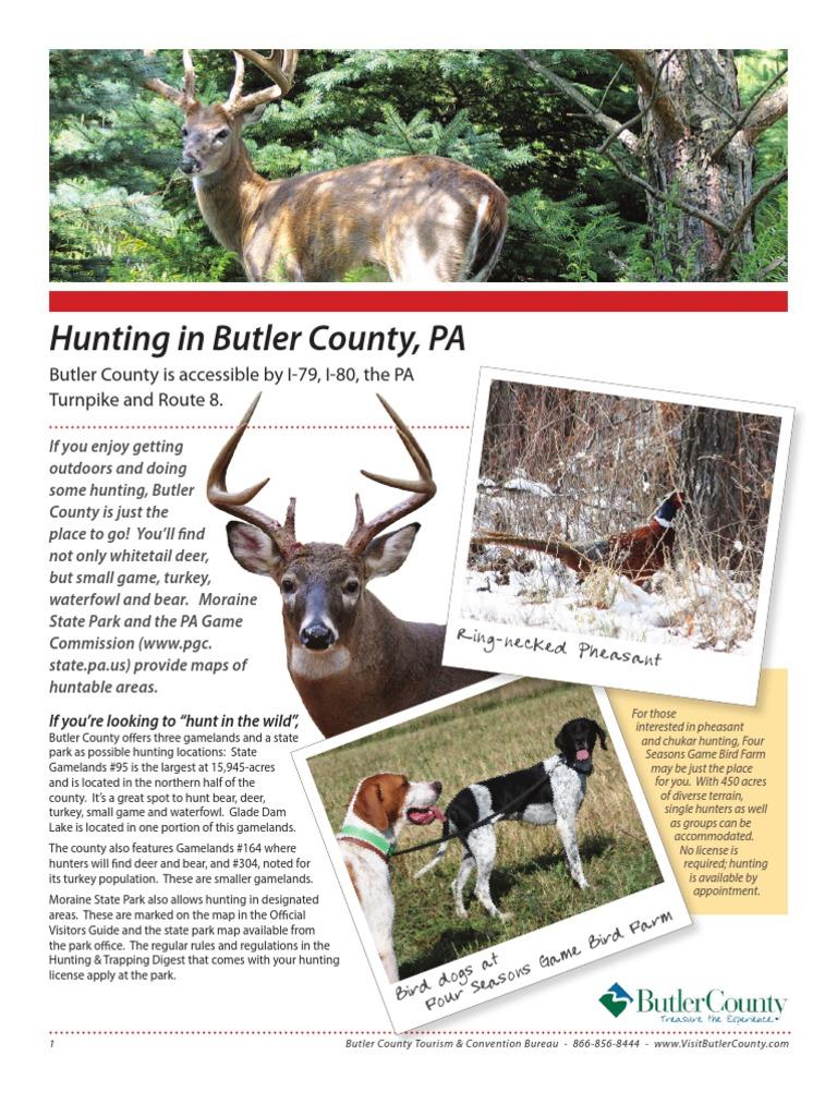 BCTCB Hunting | Hunting | Parks