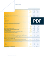 Consolidated Financial Report