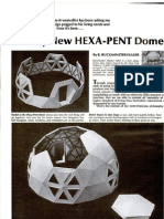 Hexa Penta House - Casa Esagonale Pentagonale