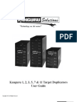 Kanguru Duplicator User Guide