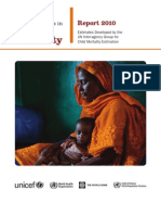 Child Mortality Report 2010
