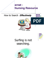 Lesson 3 a Internet as Nursing Resource