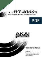 EWI4000s_OwnersManual