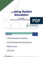 Braking System Simulation