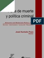 Anuario de derecho penal 2007 pena de muerte y política criminal