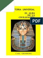 1-Carl Grimberg-EL ALBA DE LA CIVILIZACIÓN-TOMO 1