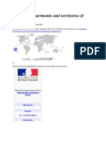 Overseas Departments and Territories of France
