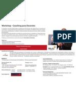 Coaching Para Docentes