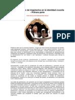 La construcción de imaginarios en la identidad cruceña (Rocío Estremadoiro Rioja)