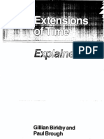 Extensions of Time Explained