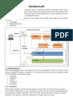 JSP Life Cycle & Scopes