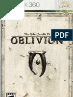 The Elder Scrolls IV Oblivion Game Manual