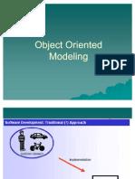 Object Oriented Modeling