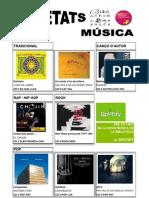 Novetats música maig 2011 Biblioteca de Banyoles