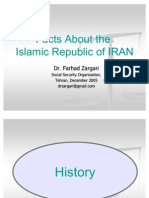 Facts About the Islamic Republic of IRAN