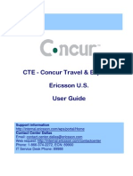 Concur User Guide