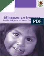 Mixtecos en frontera